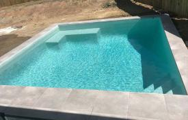 Pool built by FNQ Pools, Cairns