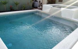 Tropical Oasis Pebble, Pool built by FNQ Pools, Cairns