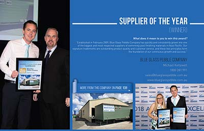 2018 Supplier of the Year